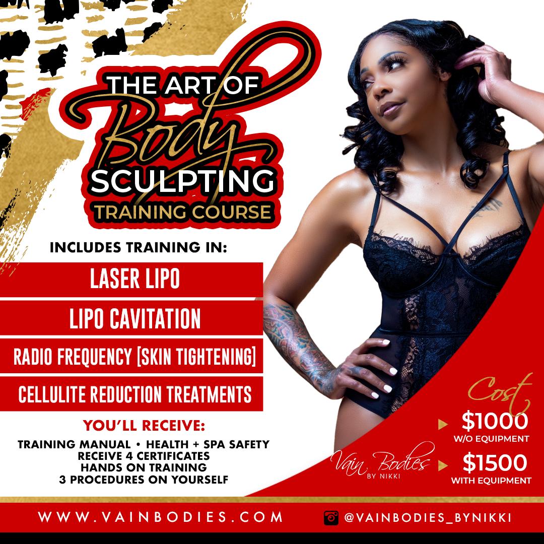 The Art Of Body Sculpting Class- Houston
