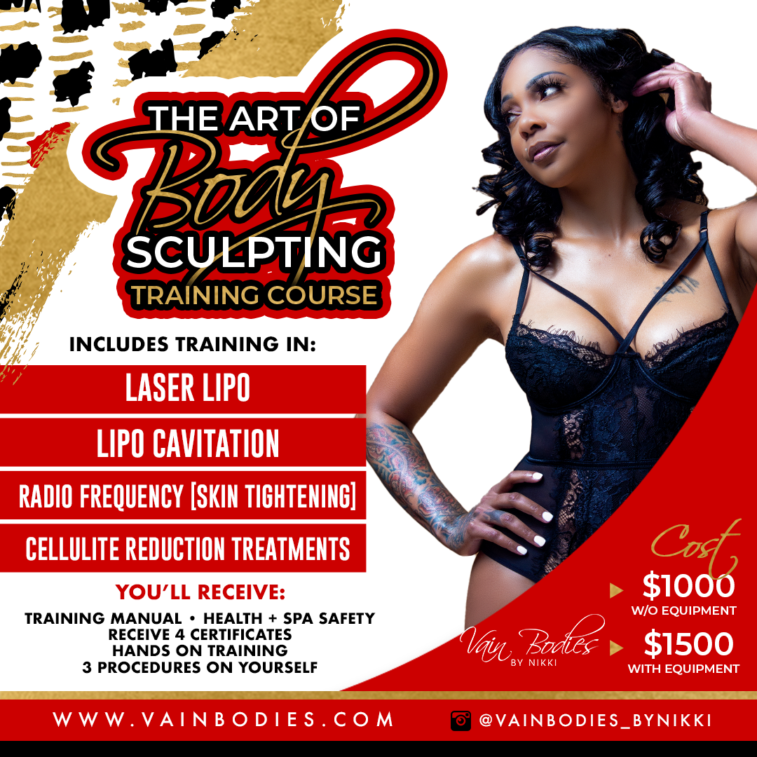 The Art Of Body Sculpting Class- Dallas