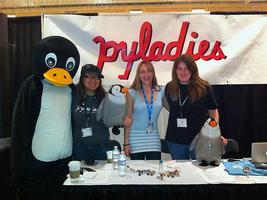 PyLadies Intro to Python Workshop - Hosted by...