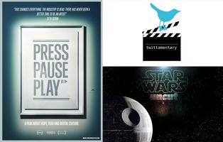 Buffering… Twittamentary, PressPausePlay & Star Wars...