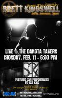BRETT KINGSWELL LIVE @ THE DAKOTA TAVERN FT. SHE KING