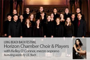 Horizon Chamber Choir & Players with Kelley O'Connor
