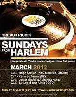 Junior Madrid @ Sundays from Harlem 03.18.12 / Harlem...