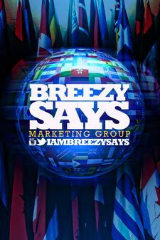 Breezy Says Marketing Group logo