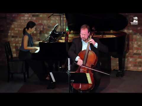 Live at Timucua: David Bjella and Hannah Sun (Livestream)