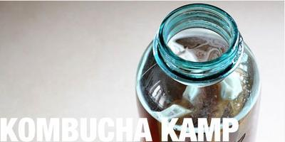 Kombucha Kamp @ Crashspace