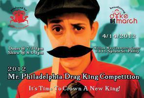 Mr. Philadelphia Drag King 2012