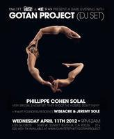 89.9 KCRW, theLIFT & GIANT STEP present GOTAN PROJECT (DJ...