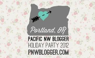 Pacific Northwest Blogger Holiday Party