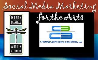 Social Media Marketing Series for Artists, Arts...