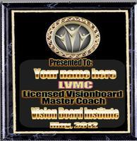 Become a Licensed Master Visioning Coach in 8 weeks --...