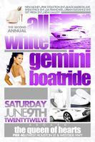 All White Boat Ride Aboard Queen of Hearts 6.9.12 LAST...