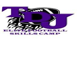 TD&J Elite Football Skills Camp