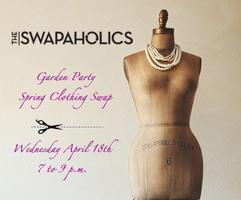 Spring 2012 Garden Party Clothing Swap