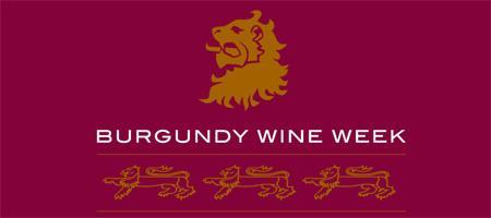 BURGUNDY WINE WEEK 2012