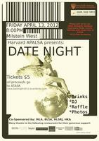 DATE NIGHT hosted by APALSA