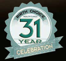 Birth Choice Health Clinics' 31st Anniversary Event
