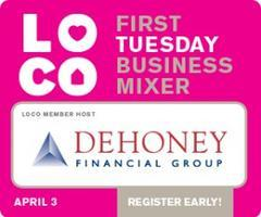 First Tuesday Monthly Business Mixers