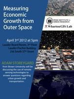 Measuring Economic Growth from Outer Space