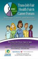 Trans Job Fair, Health Fair, and Forum!