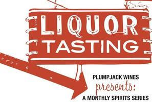 Bourbon Tasting Presented by PlumpJack Wines