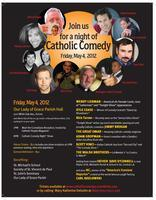 Catholic Comedy Night at Our Lady of Grace