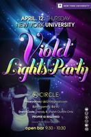 NYU KGSA Violet Lights Party @ Club Circle! Early Bird...