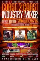 Coast 2 Coast Music Industry Mixer | Detroit Edition -...