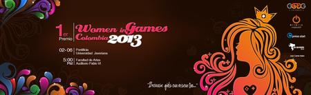 Primer Premio Women in Games Colombia 2013