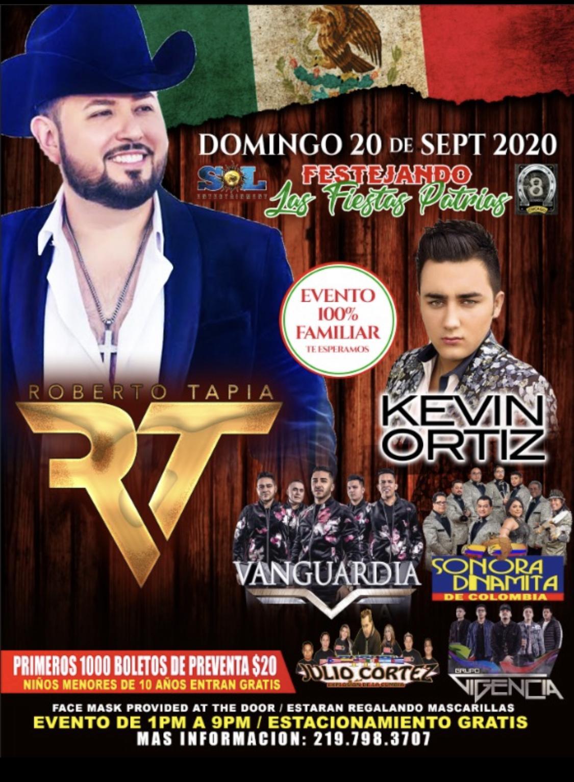 Festival  Viva Mexico