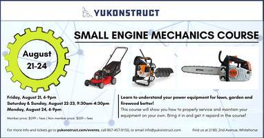 Small Engine Mechanics Course