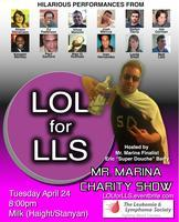 LOL for LLS: Mr. Marina Charity Comedy Show