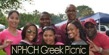 NPHC - Houston Greek Picnic Weekend