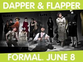 Dapper & Flapper 1920s Formal @MOV