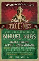 MIGUEL MIGS | Cinco de Mayo | Soul & Tonic @ King King