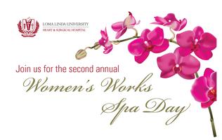 Women's Works Spa Day -Bra Fitting