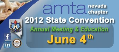 2012 amta nevada chapter State Convention