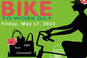 Louisville Bike to Work Day 2013