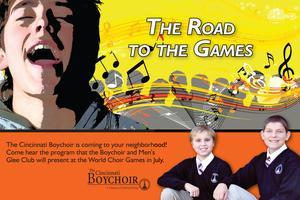 The Road to the Games - In your neighborhood!