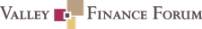 Valley Finance Forum logo