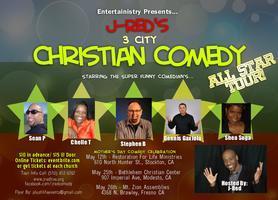 Fresno -  J-Red's All-Star Christian Comedy Show