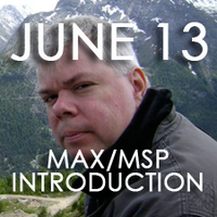 MAX/MSP INTRO with Peter Price