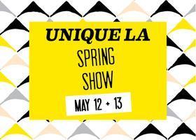 The 4th Annual UNIQUE LA Spring Show