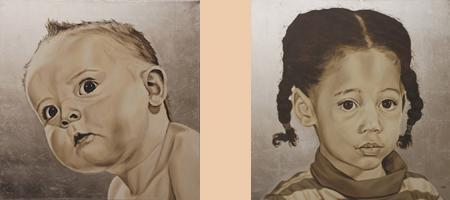 Paul Morin:  Modern Portraits - Artist Reception