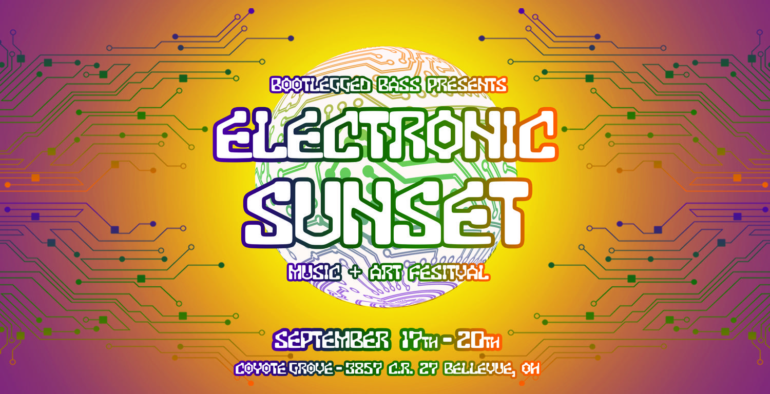Bootlegged Bass Presents Electronic Sunset