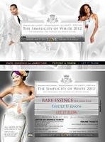 The Simplicity Of White: Rare Essence Feat James Funk...