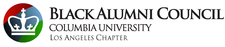 Black Alumni Council of Columbia University, Los Angeles Chapter (BAC-LA) logo
