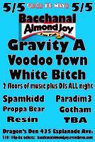 Bacchanal Almond Joy