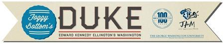 Foggy Bottom's Duke:  Panel Discussion and Concert