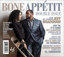 "The Official Jeff Bradshaw ""Bone Appétit"" Album..."